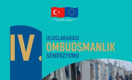 IV. Uluslararası Ombudsmanlık Sempozyumu