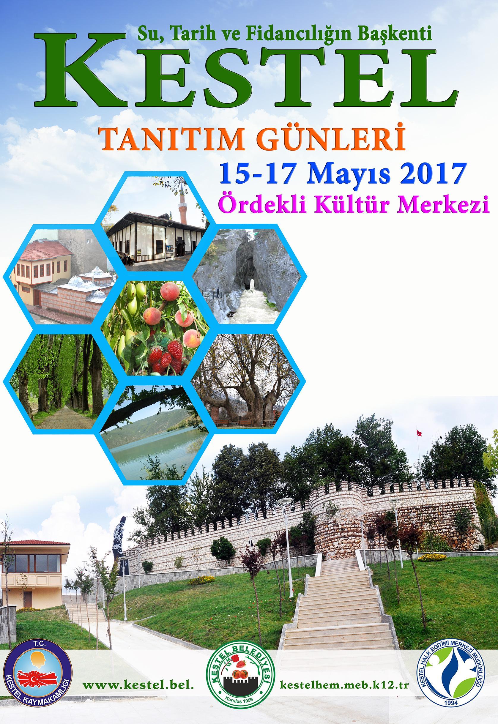 KESTEL TANITIM GÜNLERİ